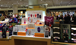Nordstroms Retail Display